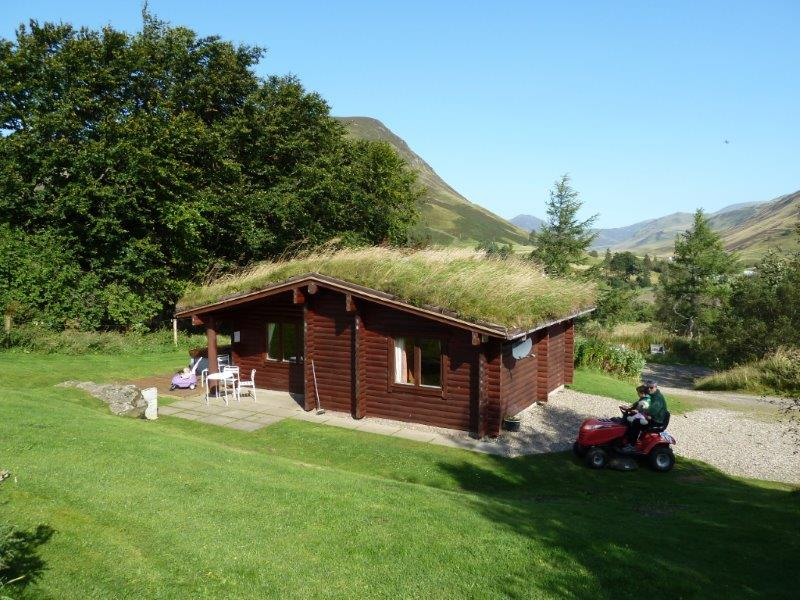 Clashmore log cabin glenbeag mountain lodges Log cabins with hot tubs scotland
