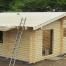 New Cabin Roof On Glenshee