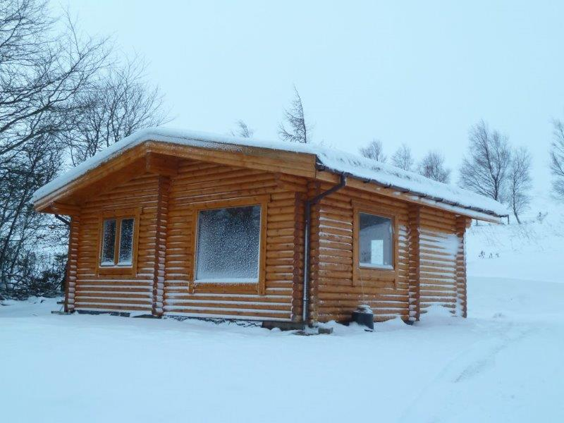 Scotsview Log Cabin