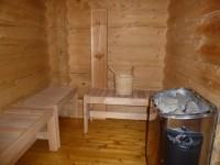 Cragdhu Dalhuddal Sauna