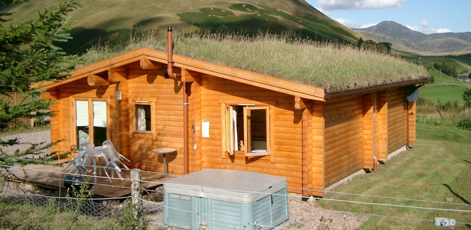 Dalhuddal Log Cabin