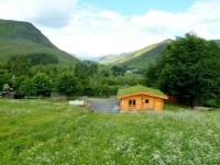 Scotsview Log Cabin Views North