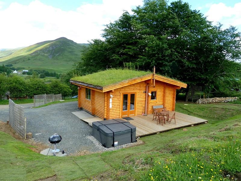 Scotsview log Cabin