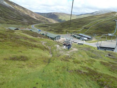 Cairnwell August Walk