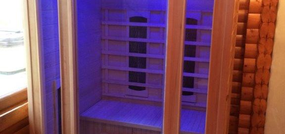 New Infrared Sauna in Benearb