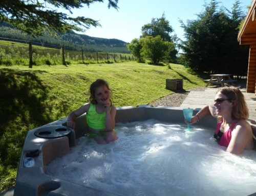 Dalhuddal Hot Tub