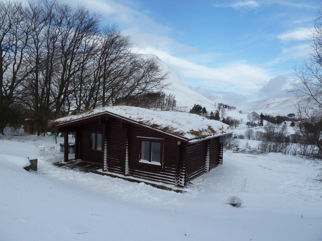 Clashmore Snow 2017