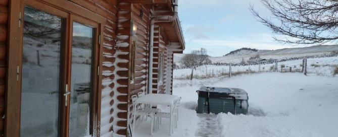 Dalhuddal Snow 2017
