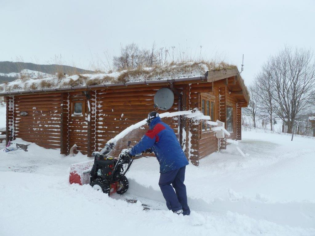 Glenbeag Snowblower