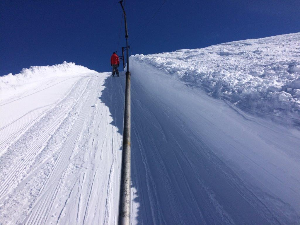Spring Skiing at Glenshee Ski Centre