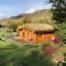 Autumn Log Cabins